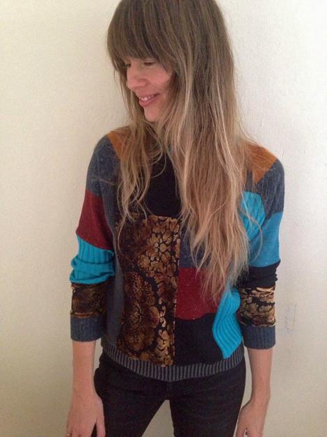 Patchworksweater_DIY_Sweater nähen_Raglansweater_2
