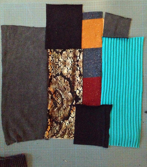 Patchworksweater_DIY_Sweater nähen