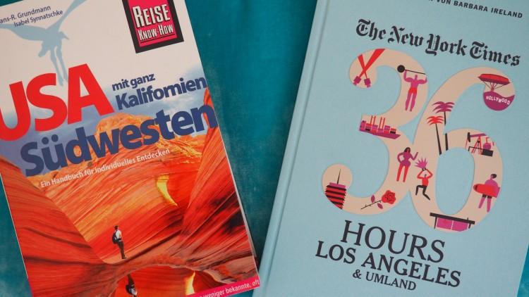 Mein(e) Liebling(e) der Woche: Reiseführer für Kalifornien