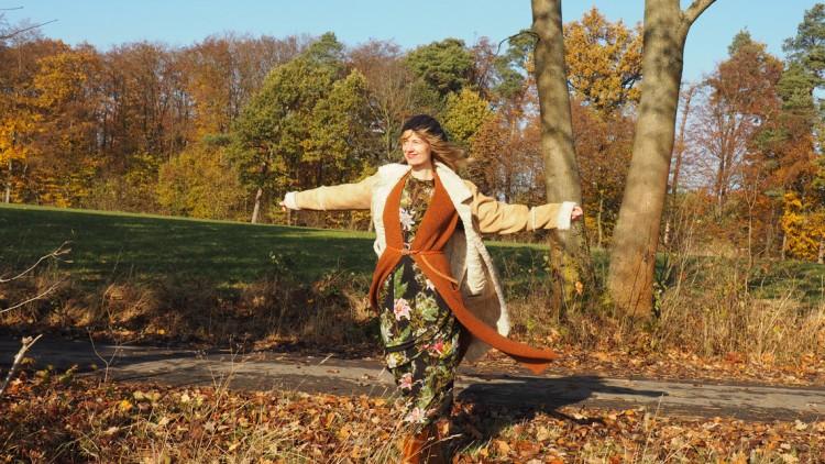 Outfit: Dancing in the woods – So funktioniert der Gypsy Style im Herbst und Winter
