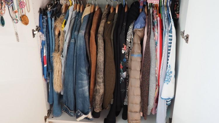 Das Kleiderschrankdilemma