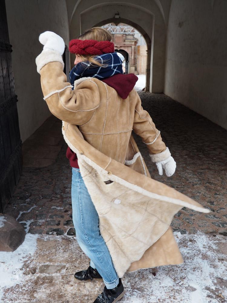 Maxifellmantel_Vintage_Stirnband_DIY_Schloss Wihelmsburg_Schmalkalden_7
