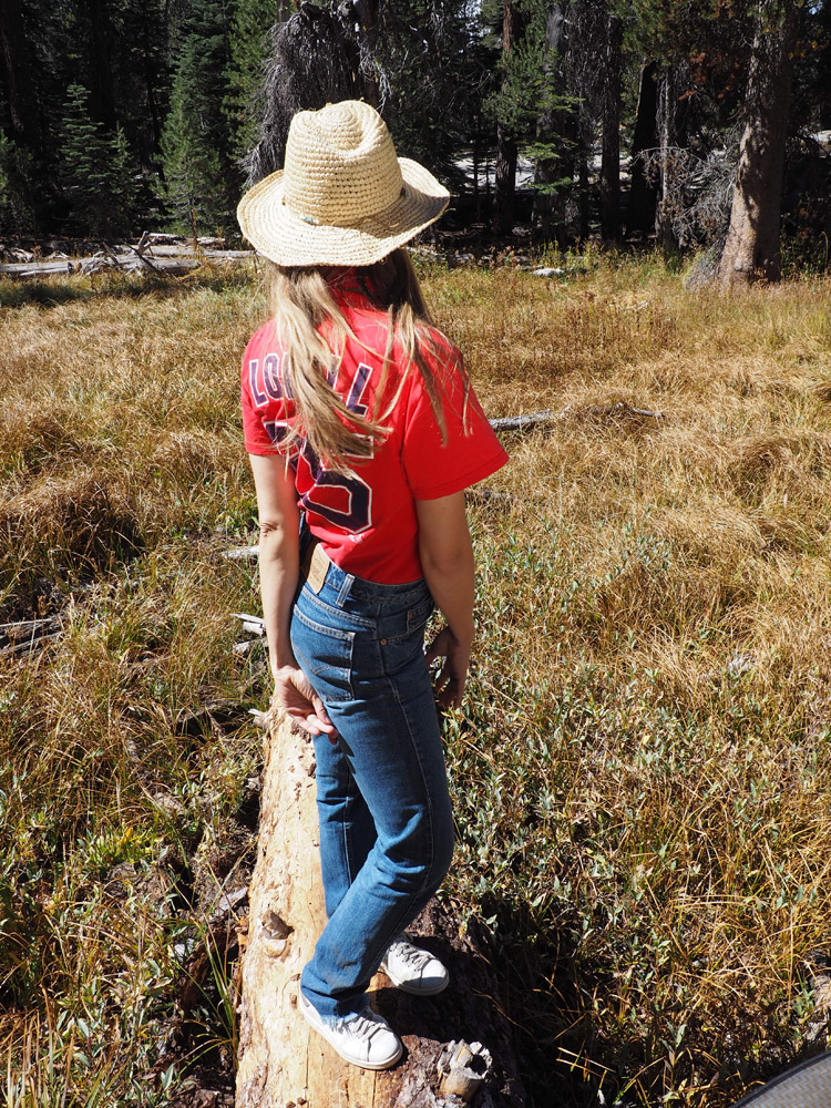 Shirt Vintage_Denim Levis 505_Yosemite Nationalpark_California_4
