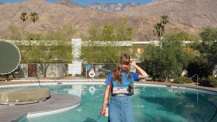 Ein Reiseoutfit aus Palm Springs und totale Überforderung