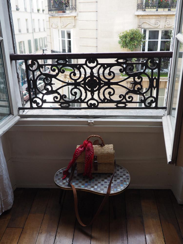 Paris_Montmarte_Korbtasche_Toino Abel_Flapbag_golden cage