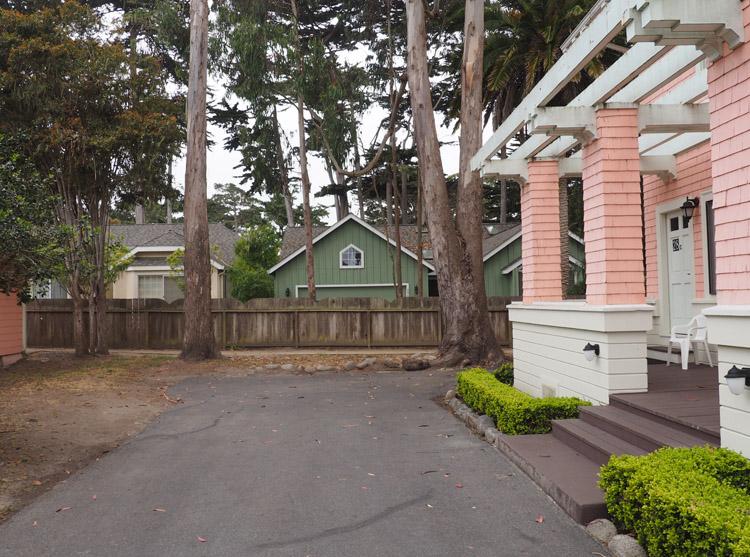 Butterfly Grove Inn_Pacific Grove_ Kalifornien_golden cage