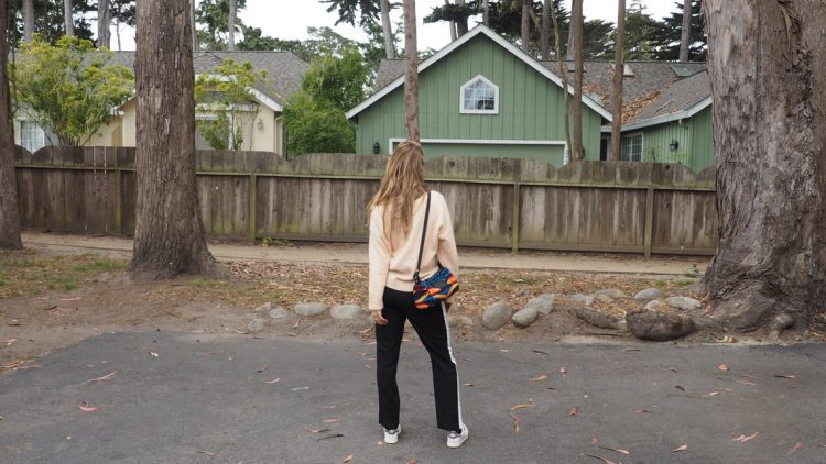 Trackpantsstyle in Pacific Grove – so kombiniere ich meine Jogginghose