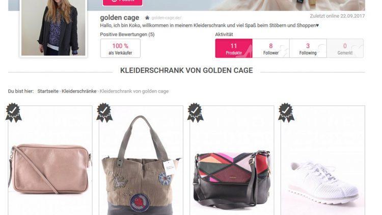 Mein Kleiderschrank bei Mädchenflohmarkt.de #2